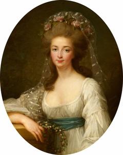 Princess Elisabeth de Bourbon, Princess of France, 'Madame Elizabeth' (1764-1794)