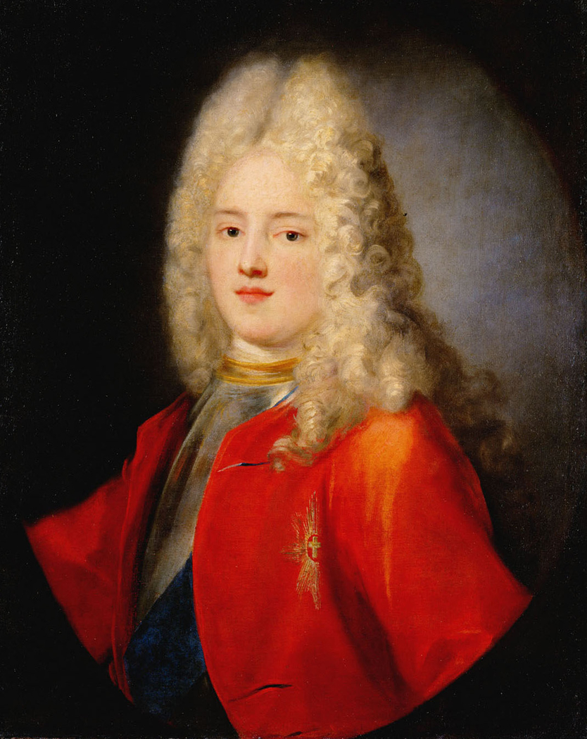 Prinz Friedrich August II. (1696-1763)