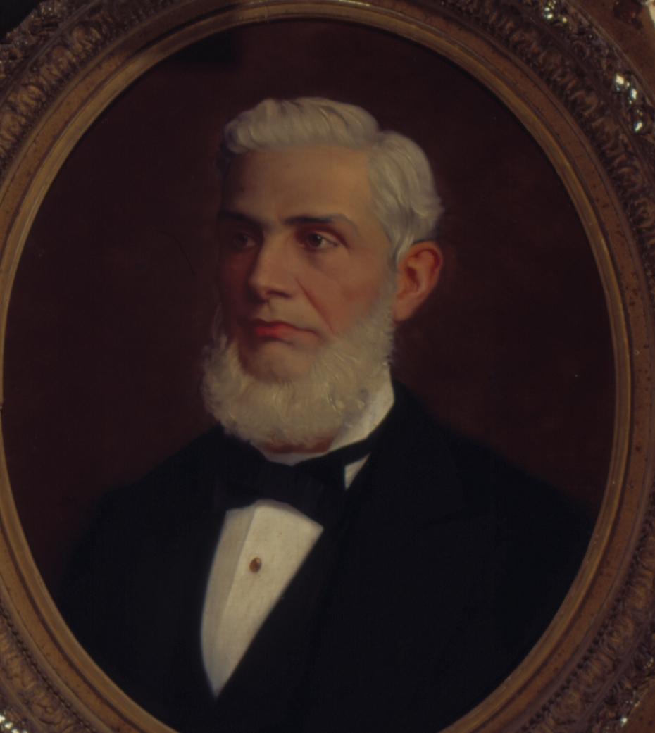 Retrato de Joaquim Bonifácio do Amaral (Visconde de Indaiatuba)