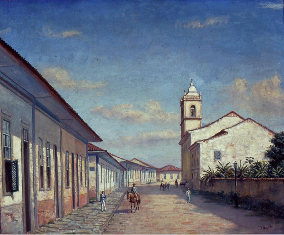 Rua da Constituição, 1862 (Rua Florêncio de Abreu)