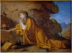 Sainte Marie-Madeleine en prière