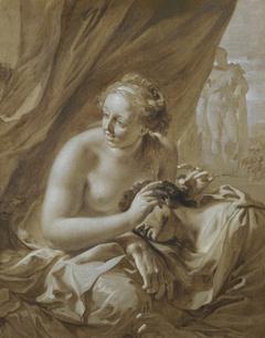 Samson and Delilah (?)