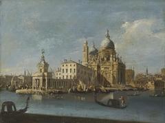 Santa Maria della Salute and the Dogana