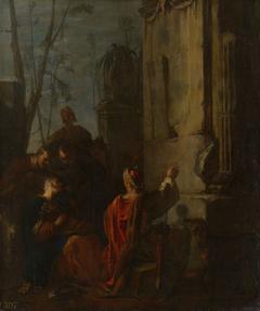 Sarmatians at the Tomb of Ovid
