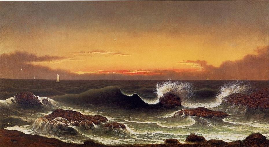 Seascape - Sunrise