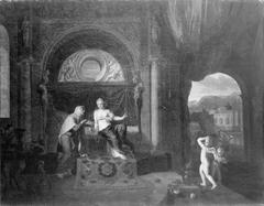 Semele and Juno