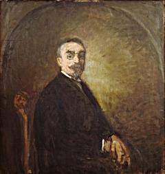 Senator Max Hallet