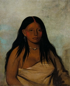 Shé-de-ah, Wild Sage, a Wichita Woman