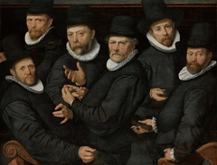 Six Wardens of the Drapers' Guild