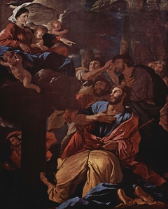 The Apparition of the Virgin to Saint James the Great