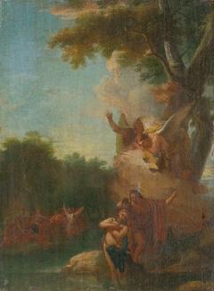 The Baptism in the Jordan