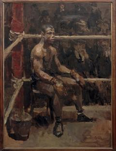 The Black Boxer