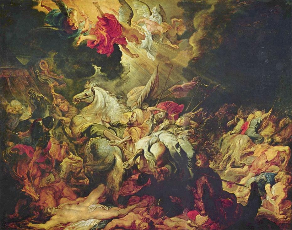The Defeat of Sennacherib