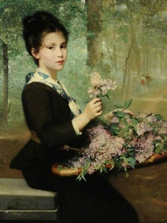 The First Lilac