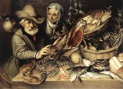 The Fishmonger's Shop
