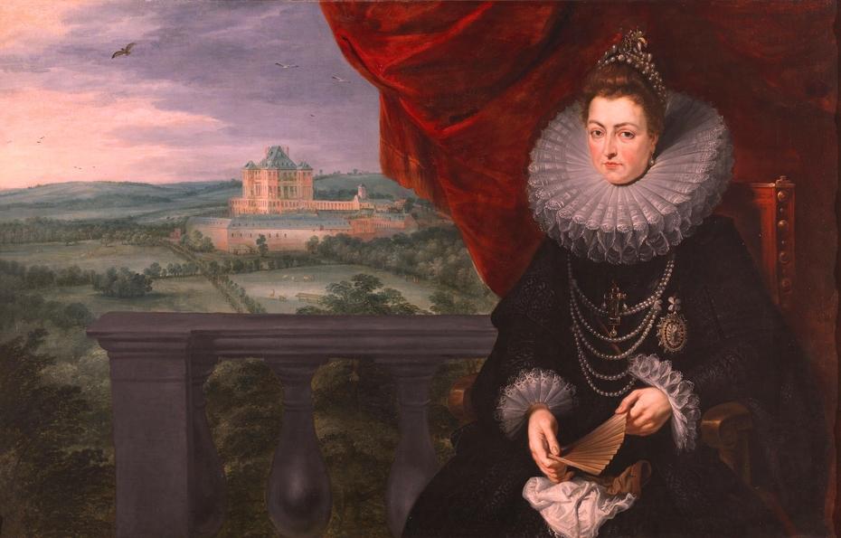 The Infanta Isabel Clara Eugenia