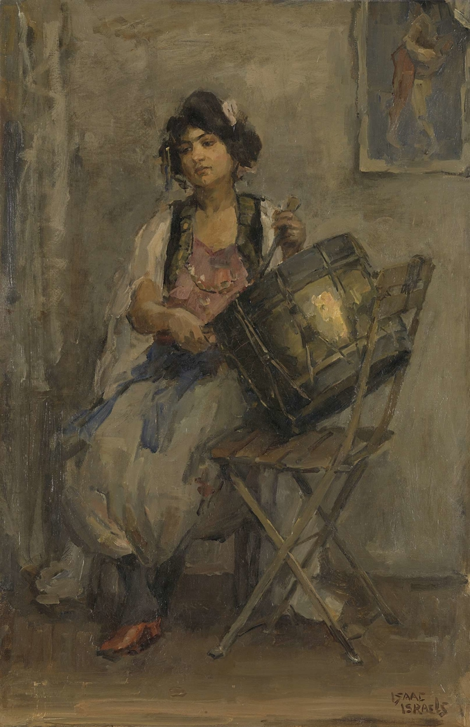 The Lady Drummer