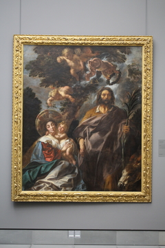 The peace during the flight to Egypt