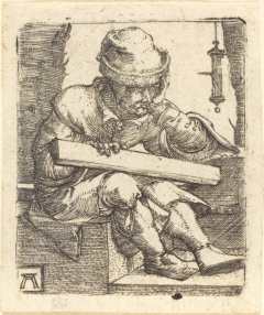 The Pensive Carpenter