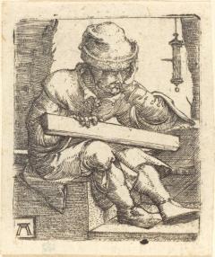 The Pensive Carpenter