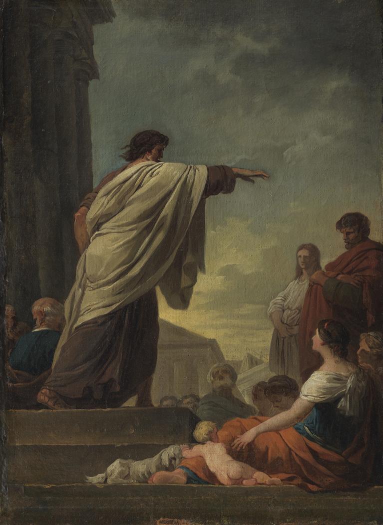The Predication of Saint Paul