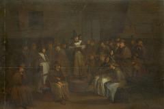 The Quaker Meeting
