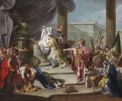 The Sacrifice of the Polyxena