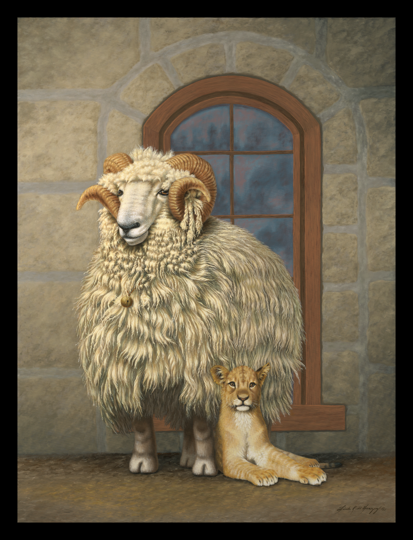 The Sheep And The Cub
