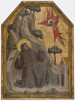 The Stigmatization of Saint Francis