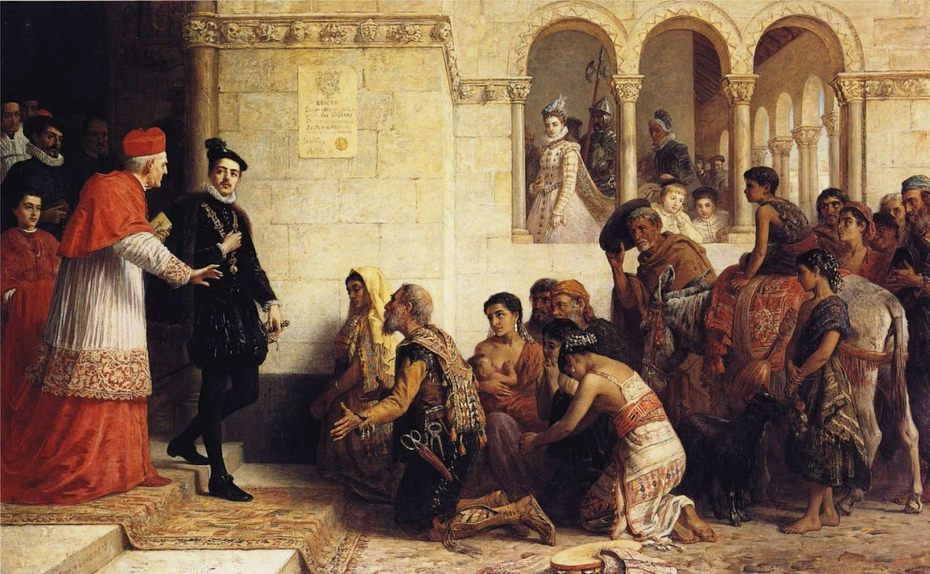 The Supplicants: The Expulsion of the Gypsies from Spain
