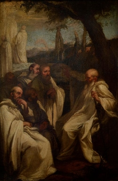The Vision of Saint Romuald