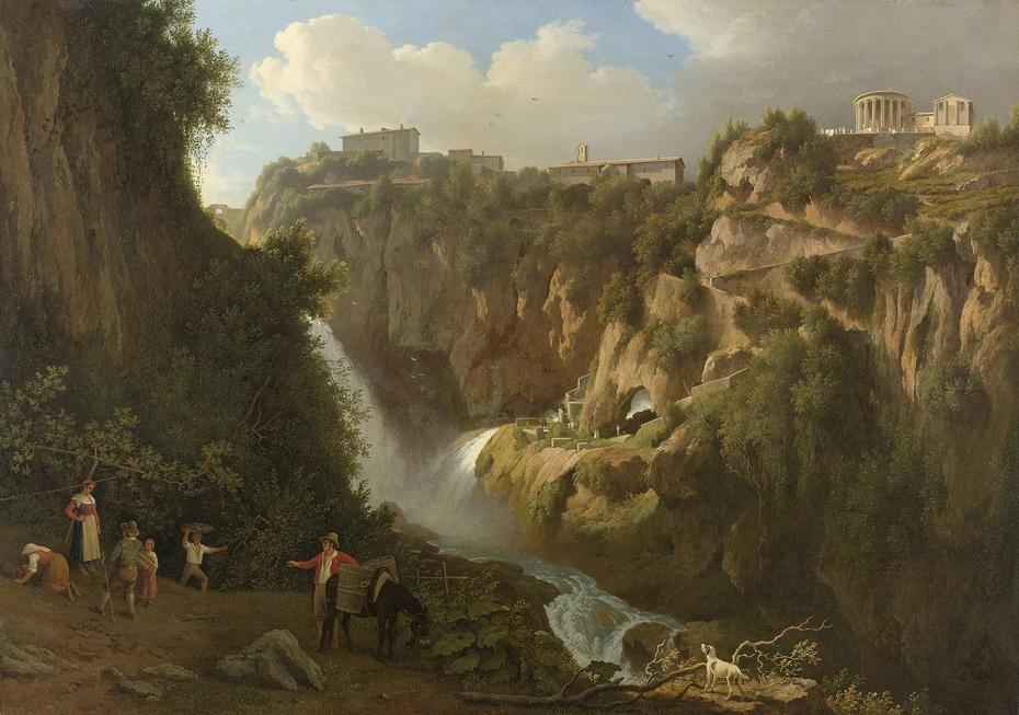 The Waterfall at Tivoli