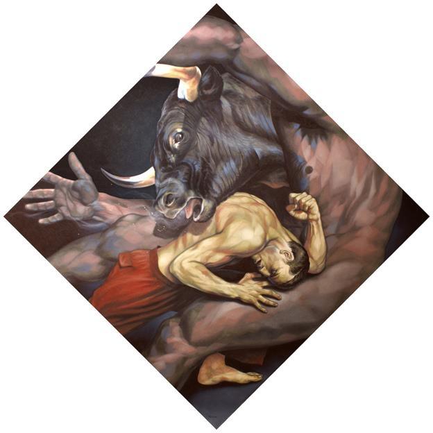 THESSEUS AND THE MINOTAUR