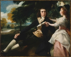 Thomas Lane and His Sister Harriot