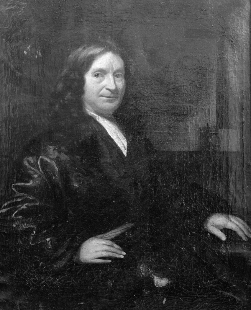 Three-quarters Portrait of a man