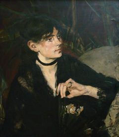 Berthe Morisot à l'éventail
