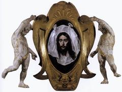 Santa Faz El Greco Convento de Santo Domingo el Antiguo