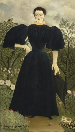 Portrait de Madame M.