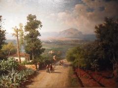 Veduta di Palermo