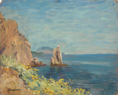 View between Jalta and Hursuf