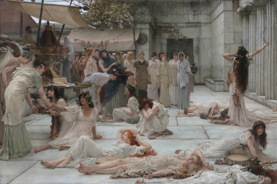 Women of Amphissa