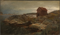 A Fisherman's Home, Lillesand