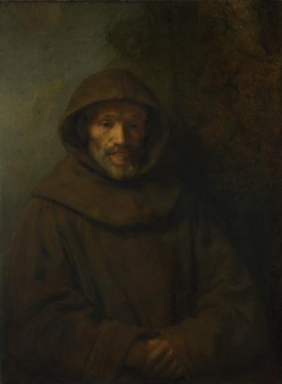 A Franciscan Friar