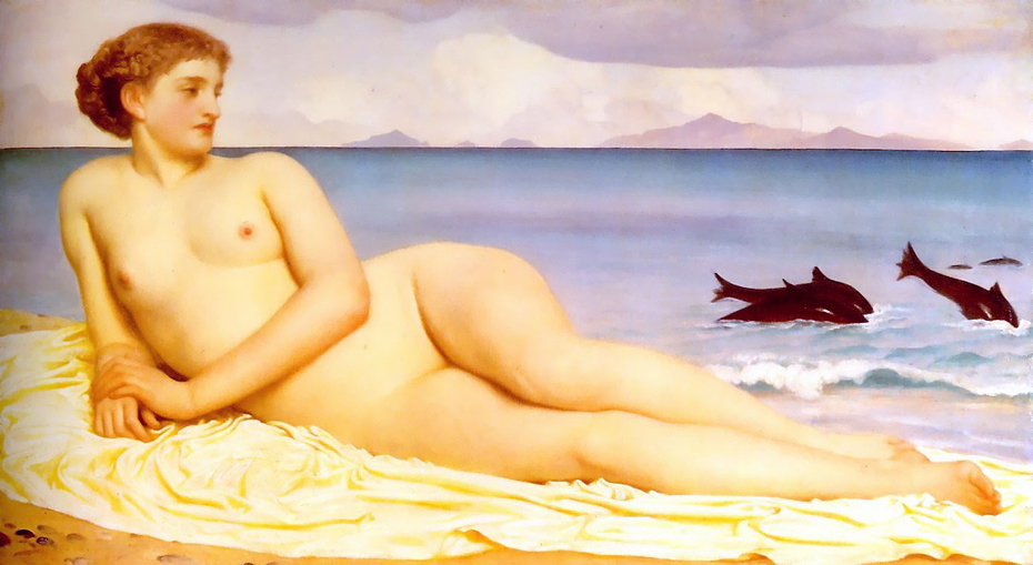 Actaea, the Nymph of the Shore
