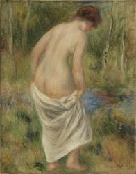 After the Bath (Après le bain)