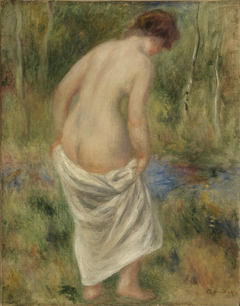 After the Bath (Après le bain)