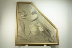 Allegorical Figure: Fire
