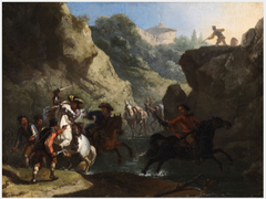 An Attack by Bandits