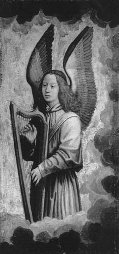 Angel with a Harp