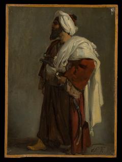 Arab Warrior